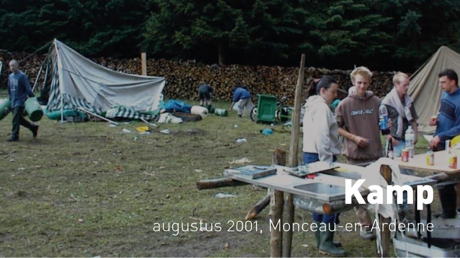 Kamp 2001 (Monceau-en-Ardenne)