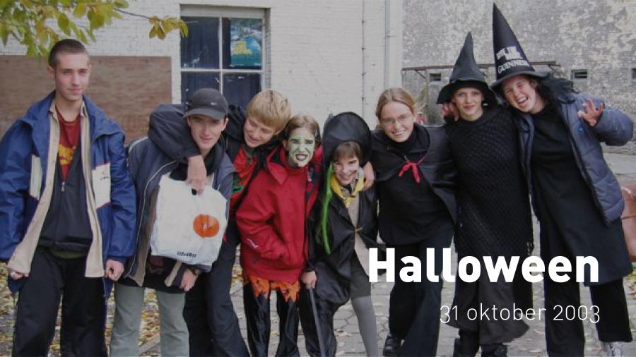 Halloween (31 oktober 2003)