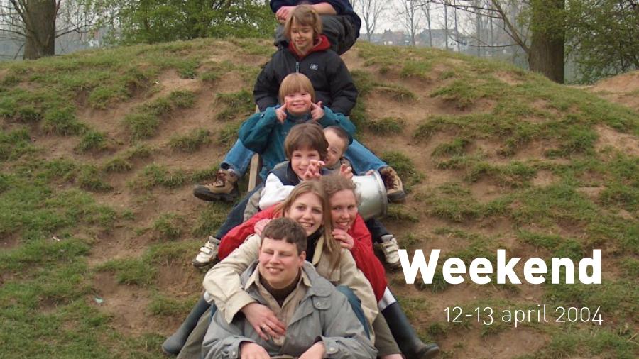 Akabeweekend (12-13 april 2004)