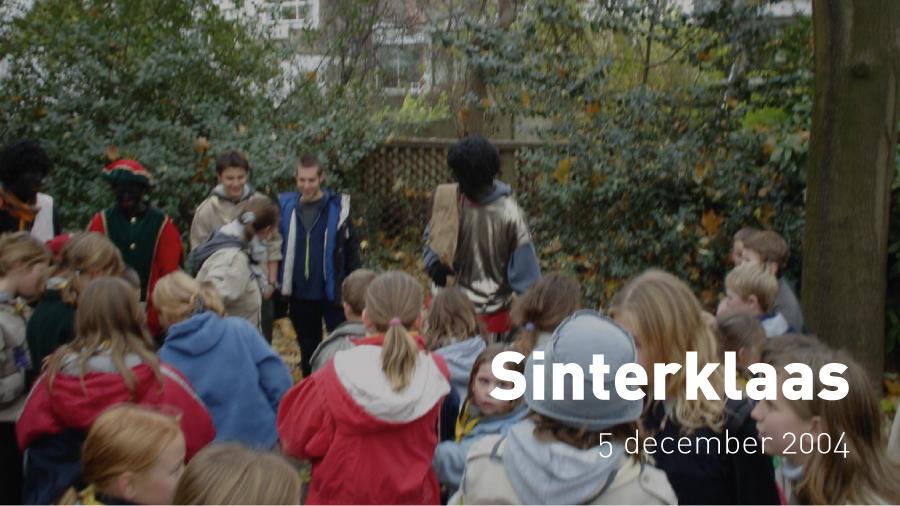 Sinterklaas (5 december 2004)
