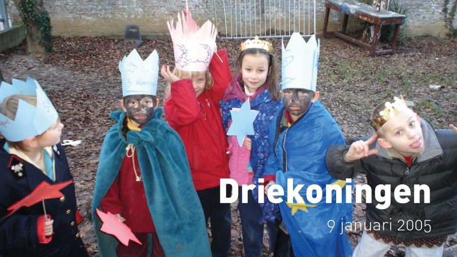 Driekoningen met de Kapoenen (9 januari 2005)