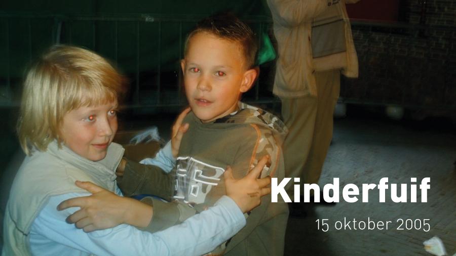 Kinderfuif (15 oktober 2005)