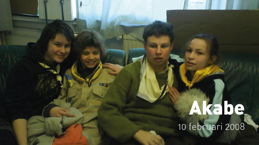 Akabe (10 februari 2008)