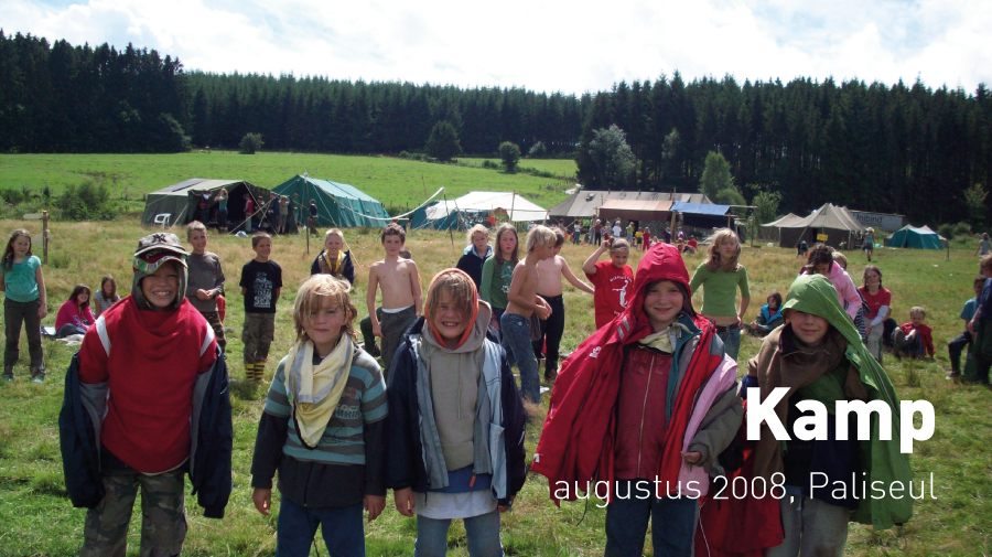 Kamp (Paliseul, augustus 2008)