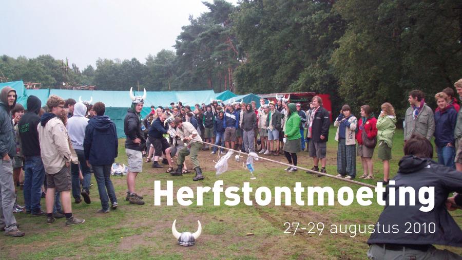 Herfstontmoeting (27-29 augustus 2010)