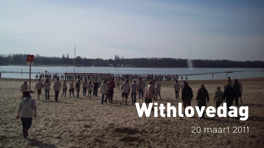 Withlovedag (20 maart 2011)