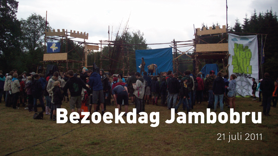 Bezoekdag Jambobru (21 juli 2011)
