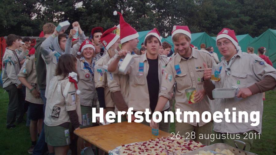 Herfstontmoeting (26-28 augustus 2011)