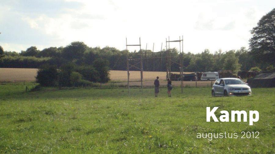 Kamp (augustus 2012)