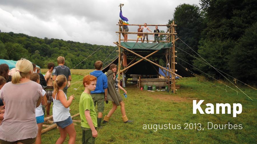 Kamp (augustus 2013)