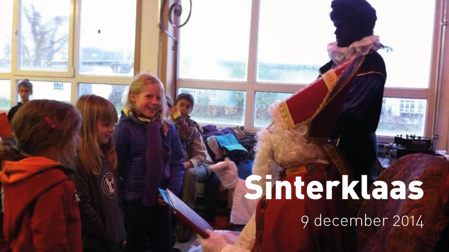 Sinterklaas (9 december 2014)