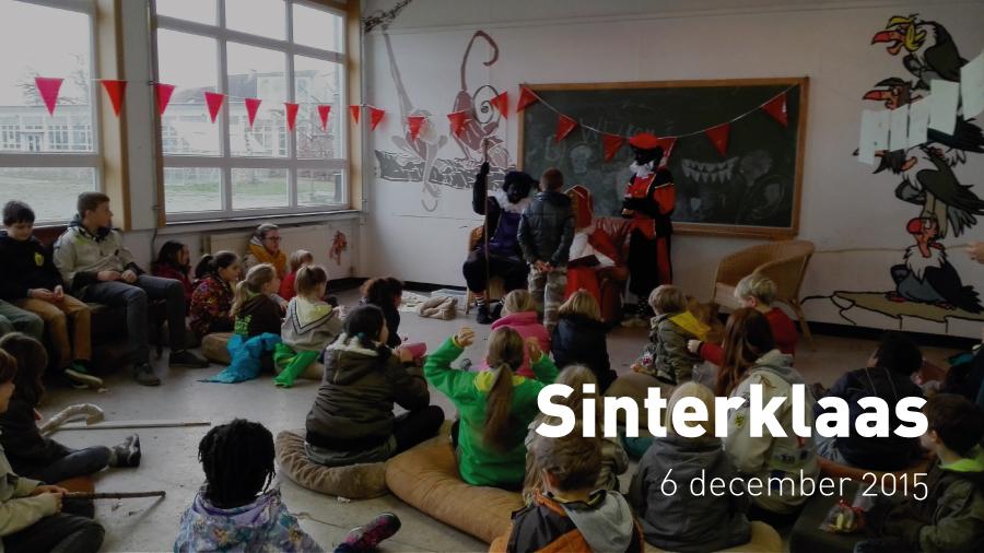 Sinterklaas (6 december 2015)