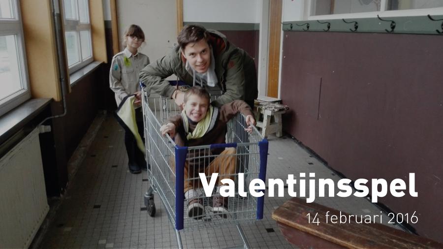 Valentijnsspel (14 februari 2016)