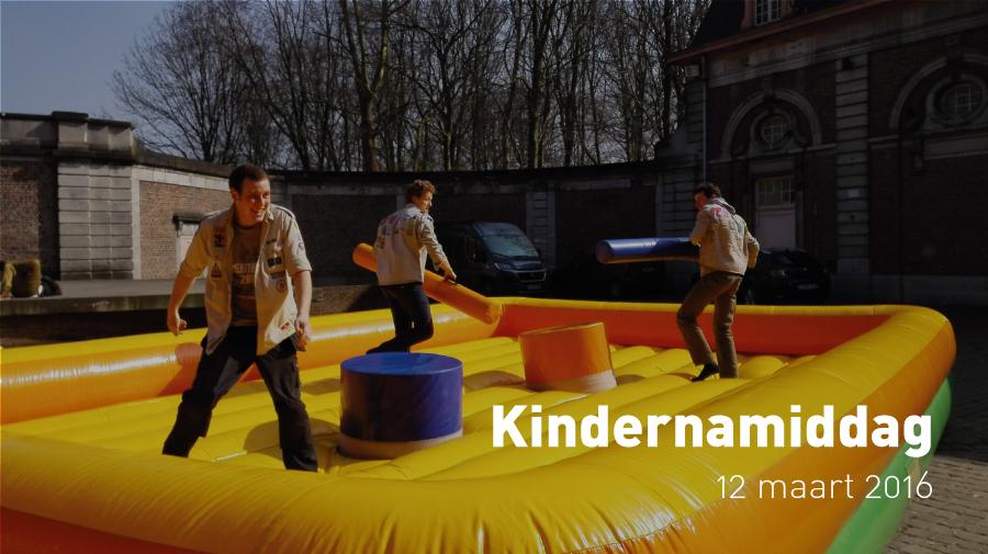 Kindernamiddag (12 maart 2016)
