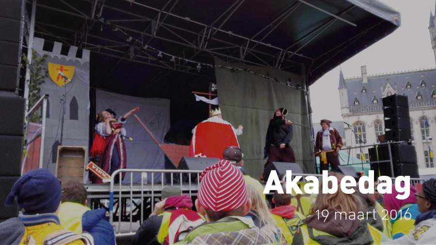 Akabedag (19 maart 2016)