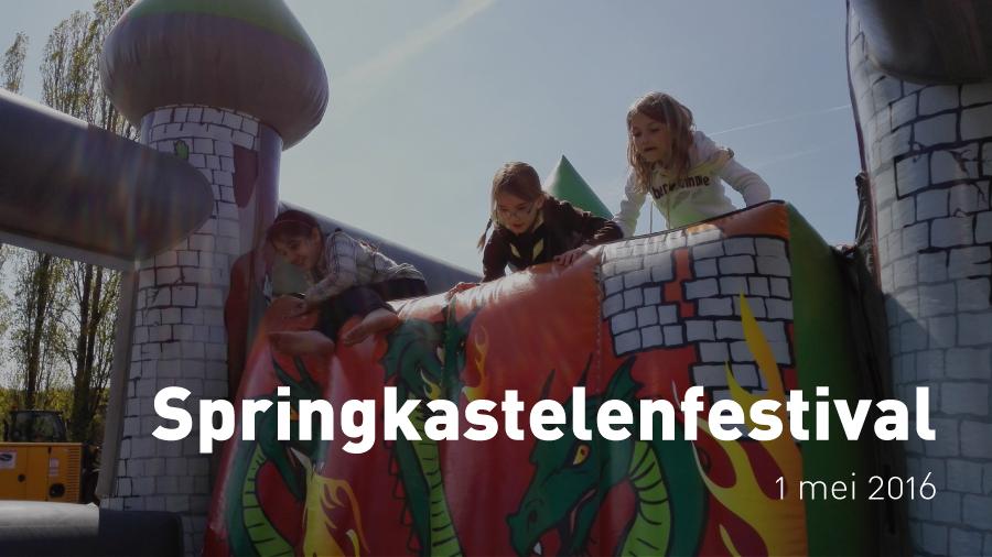 Springkastelenfestival (1 mei 2016)