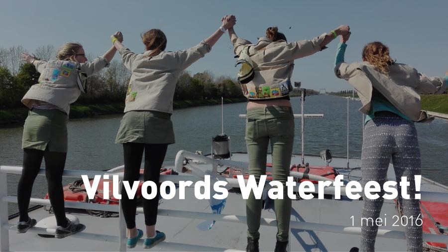 Vilvoords Waterfeest! (1 mei 2016)