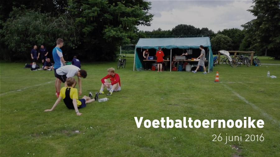 Voetbaltoernooike (26 juni 2016)