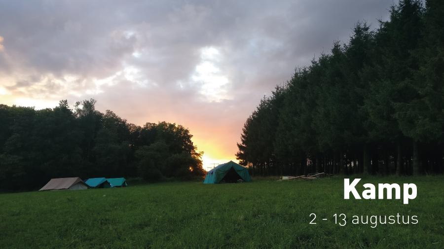 Kamp 2016 (Graide)