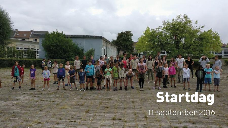 Startdag (11 september 2016)