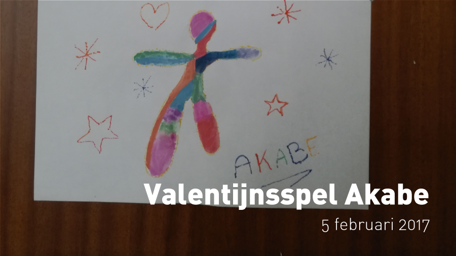 Valentijnsspel Akabe (19 februari 2017)