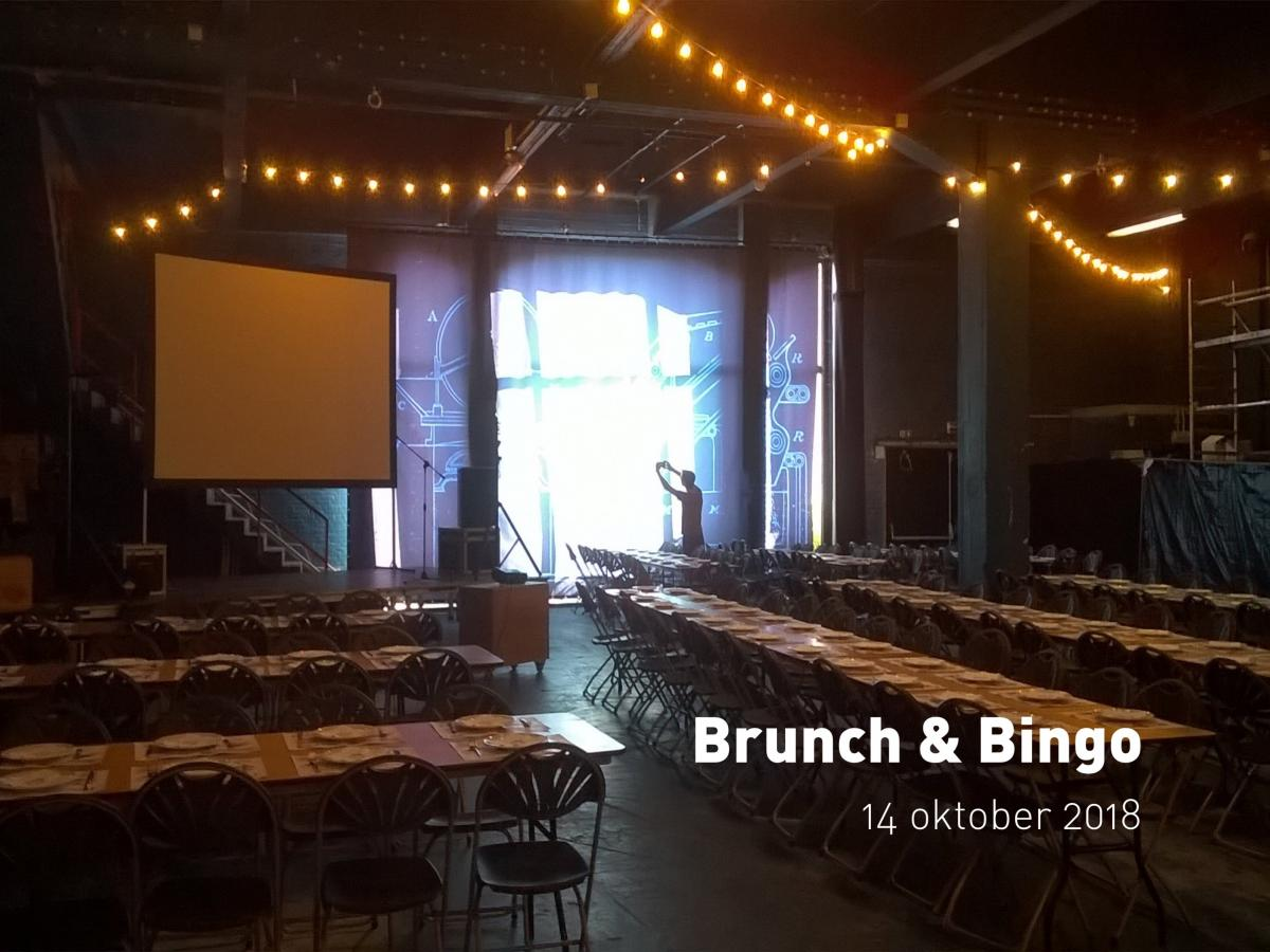 Brunch & Bingo (14 oktober 2018)