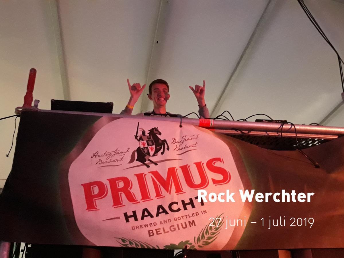 Rock Werchter (27 juni - 1 juli 2019)