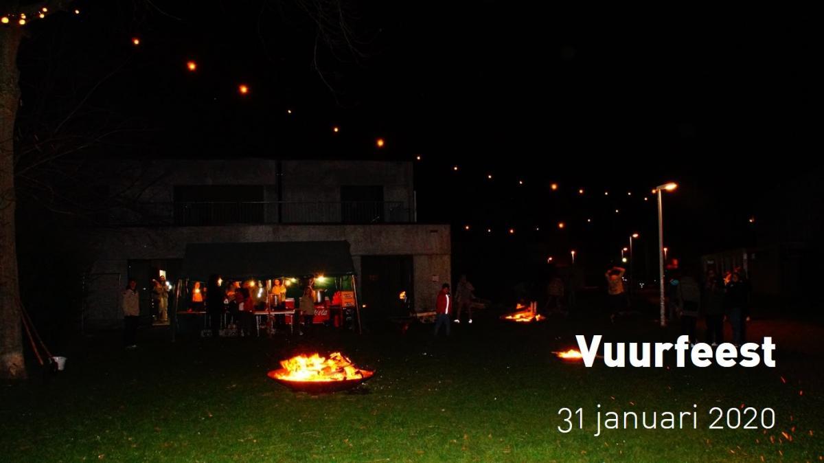 Vuurfeest (31 januari 2020)