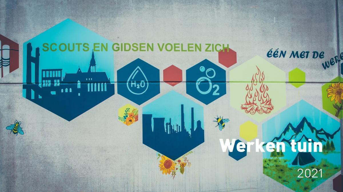 Werken tuin (voorjaar 2021)